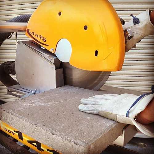 OMC Brick/Block Saw