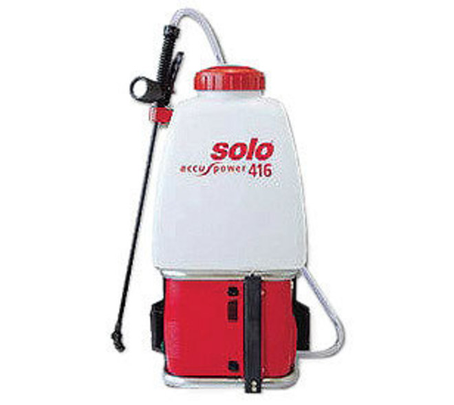 Electric High Pressure Sprayer 20L image 0