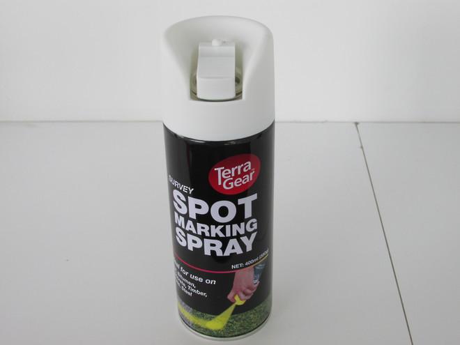 TerraGear Spot Marker Paint White image 0