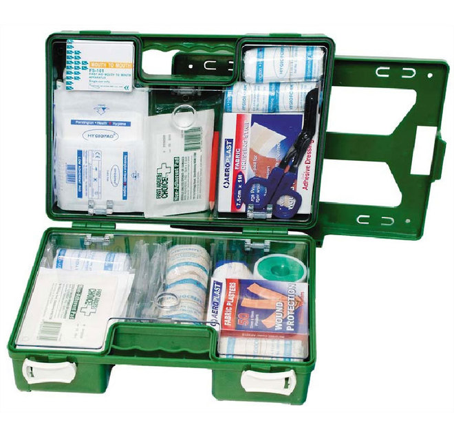 First Aid Kit - Industrial (30 Person) image 0