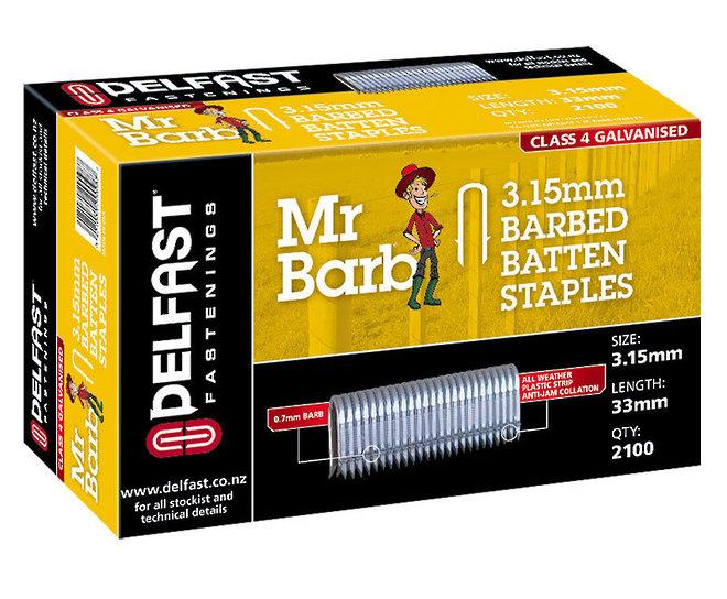DekGrip Gas Stapler & Staples image 2