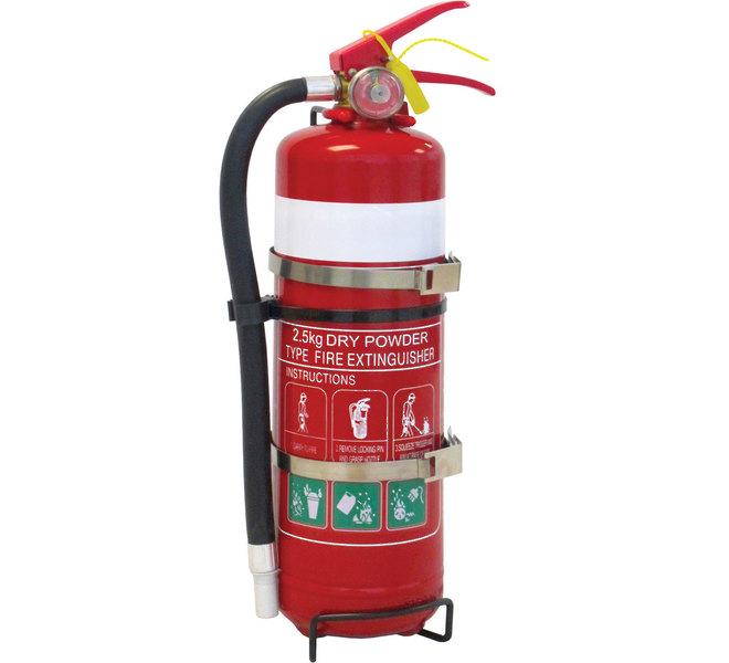 Fire Extinguisher 2.5kg image 0