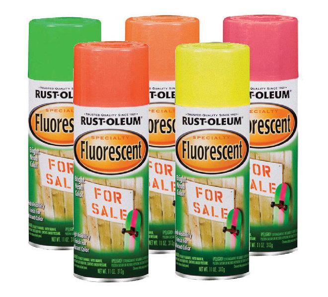 Rust-oleum® Survey Marking Paint image 0