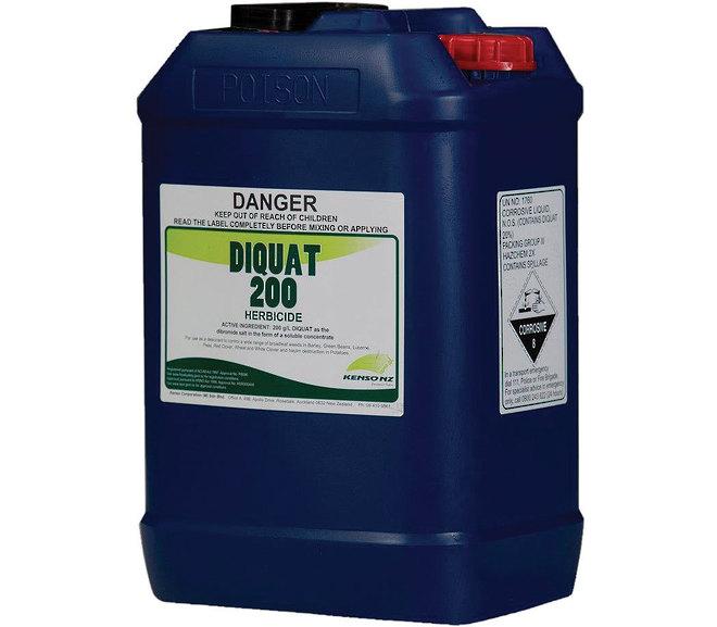 Diquat 200 20L image 0