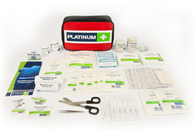 First Aid Kit - Medium (5-10 Person) image 0