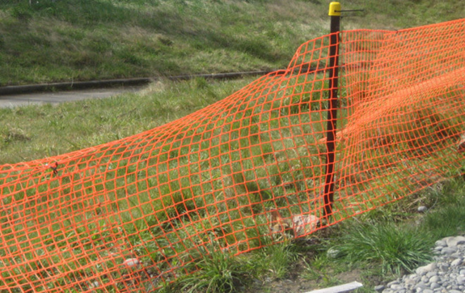Safety Barrier Mesh (Heavy Grade) image 2
