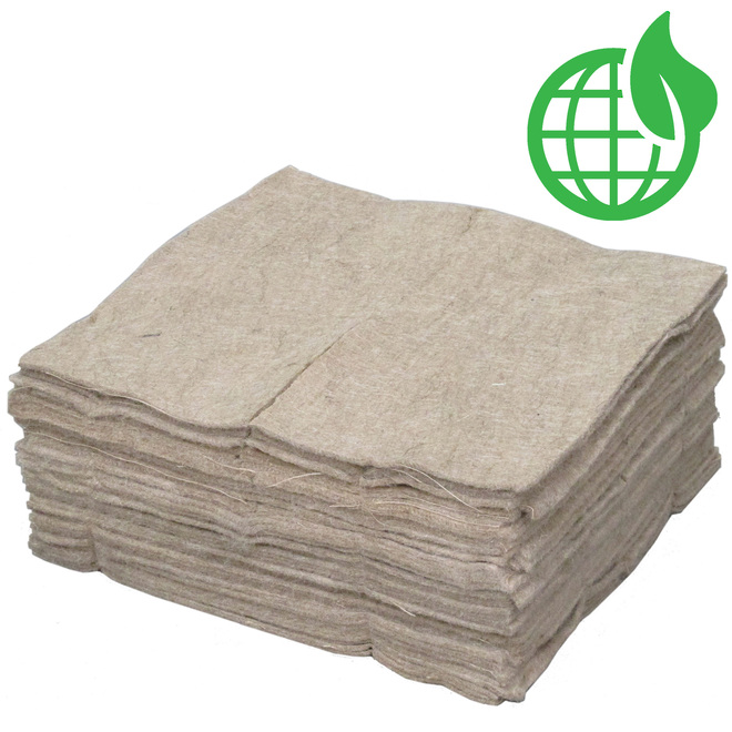 EcoJute Mulch Mats (100% Biodegradable) image 0