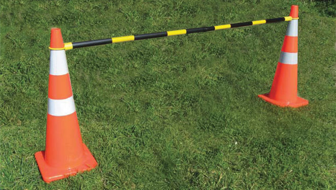 Extendable Cone Bar image 1