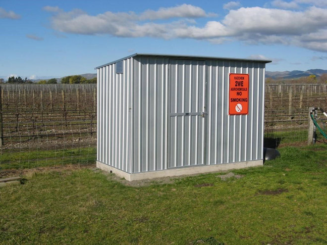 Chemical Storage Sheds image 0
