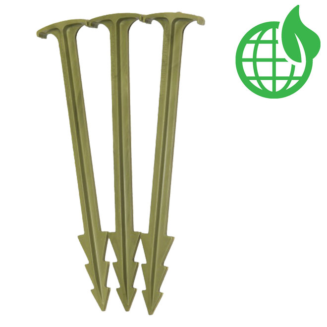 GreenStake Pins (100% Natural - Biodegradable) image 0