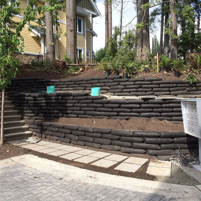 Flex MSE Vegetated Retaining Wall System image 7