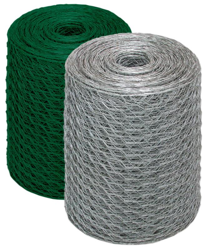 Galvanised Netting image 0