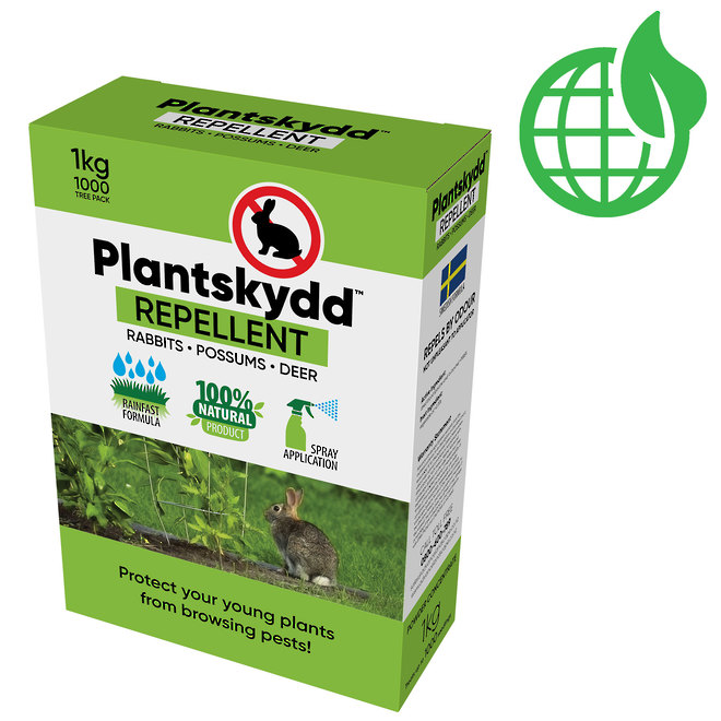 Plantskydd Animal Repellent - offering an animal repellent that doesn't harm the earth! image 0