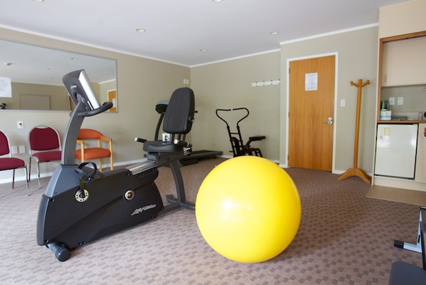 retirement villages new zealand fitness equipment