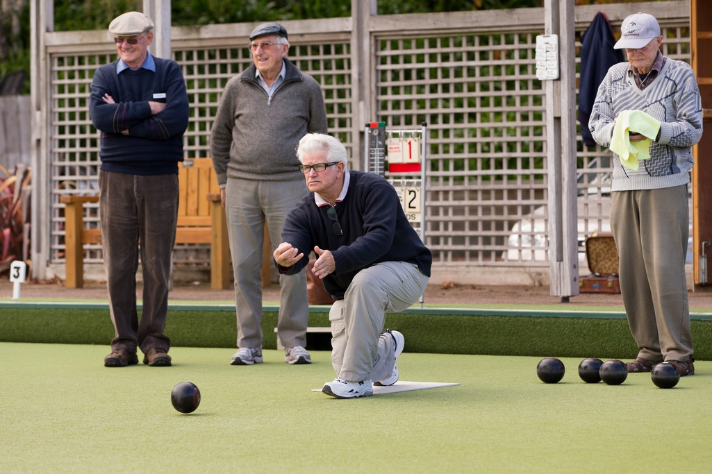 retirement village tauranga bowls
