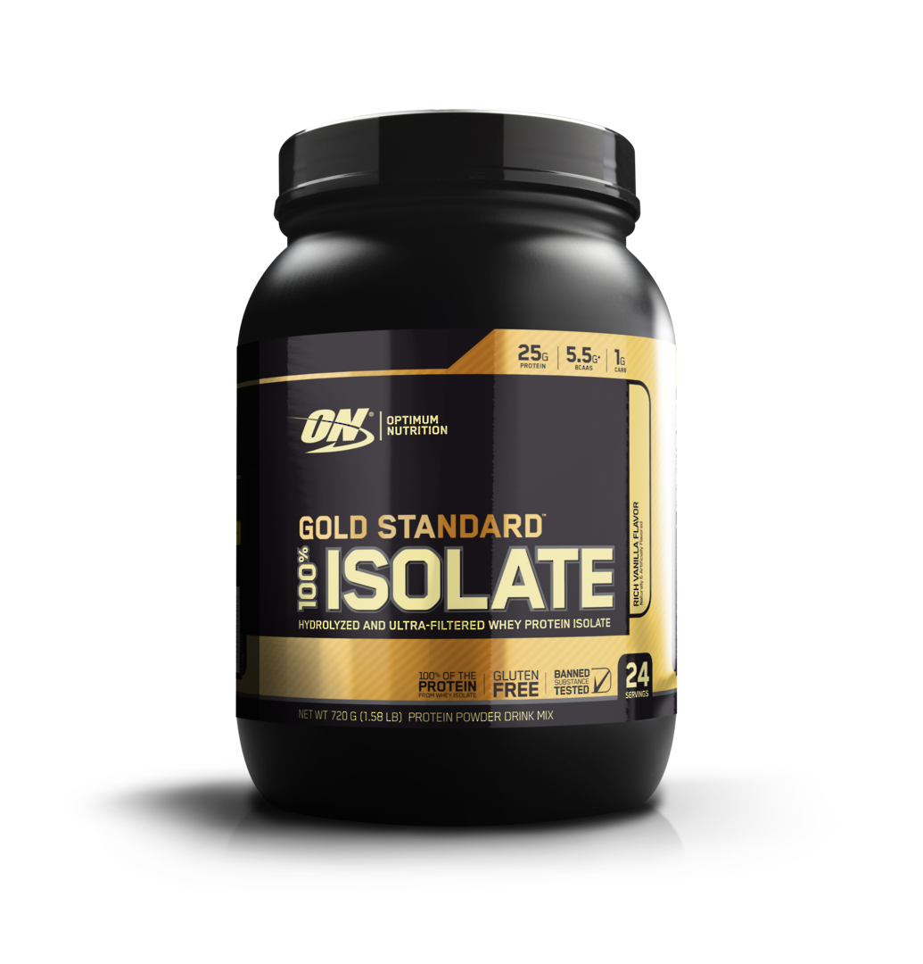 Gold standard 100% isolate image 0