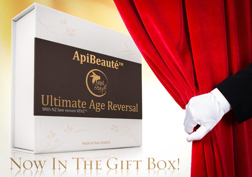 Gift Box for Bee Venom beauty goods