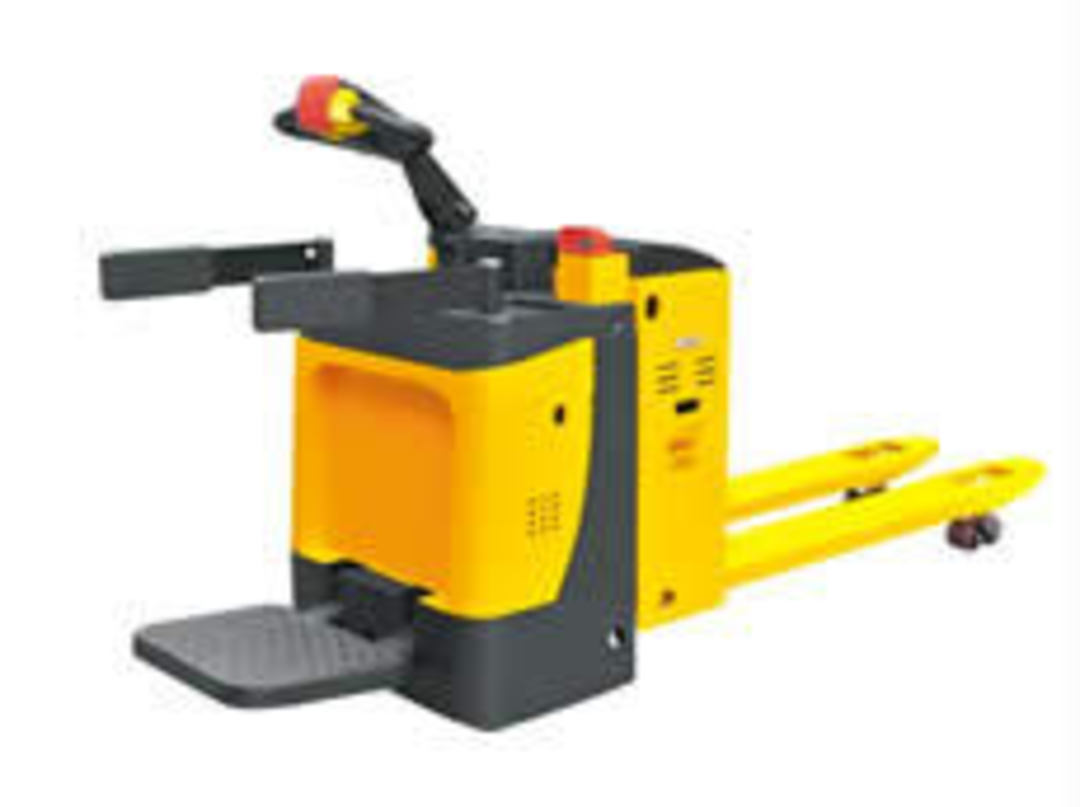 Stand On Pallet Truck (For Hire) image 0