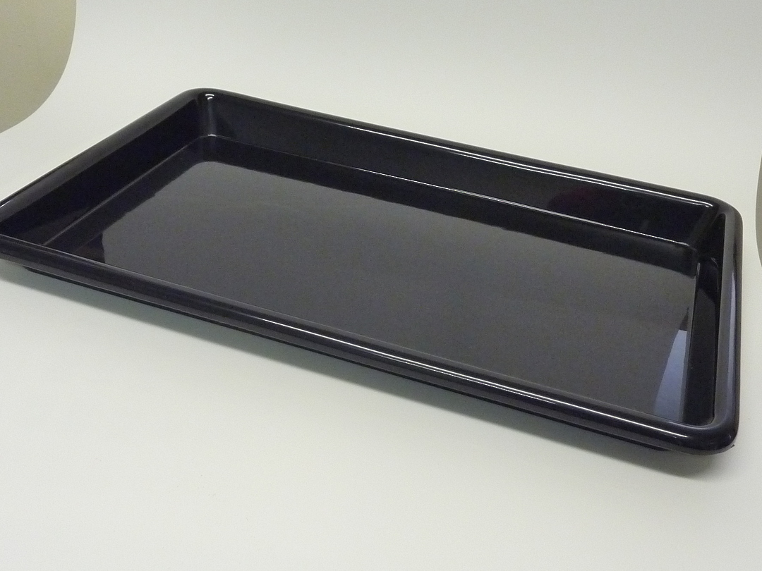 (Bloom-B) Meat Blooming Tray Black image 0