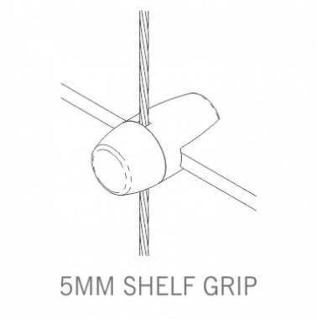 Axis Shelf Grip 5mm image 2