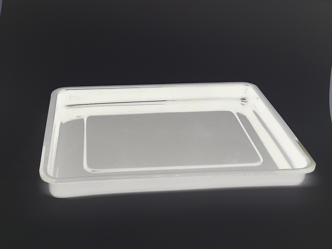 (Tray-FT425-3-ABSW) Tray FT425-3 White image 0