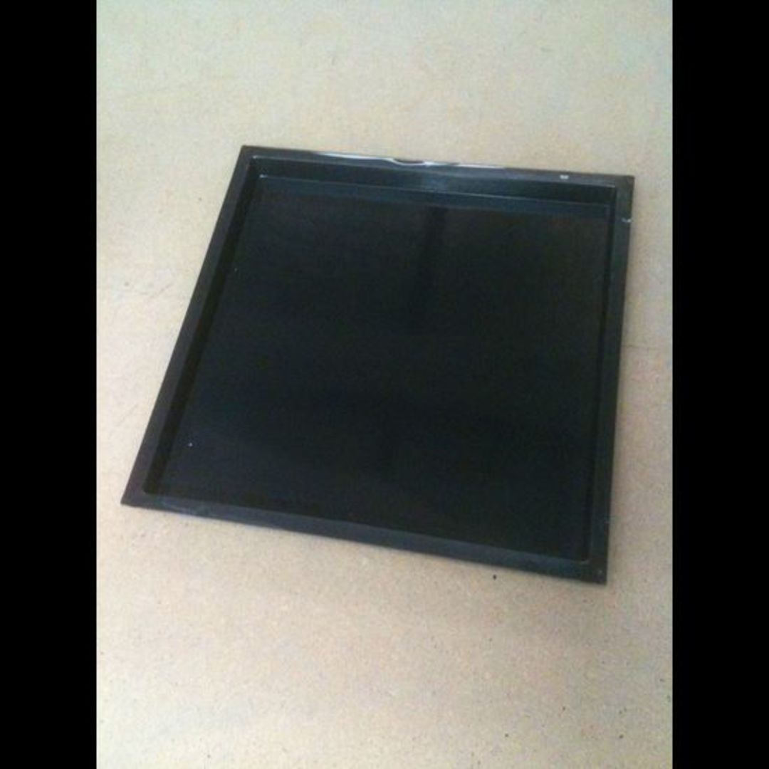 3mm Square 500x500mm Smooth Paver Mould image 0