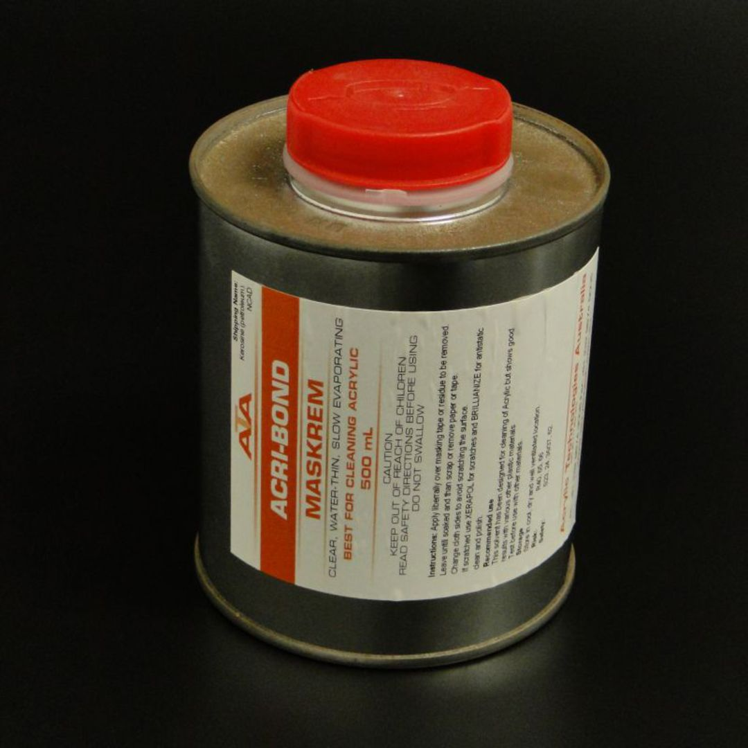 AcriBond Masking Remover 0.5 Litre Tin image 0