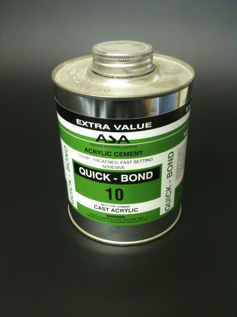 110 Acribond 4.0L Tin Solvent Adhesive image 0