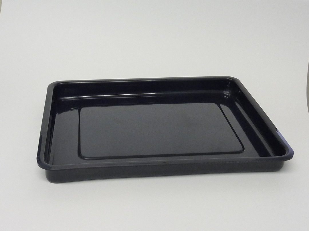 (Tray-FT310-3-ABSB) Tray FT310-3 Black image 0