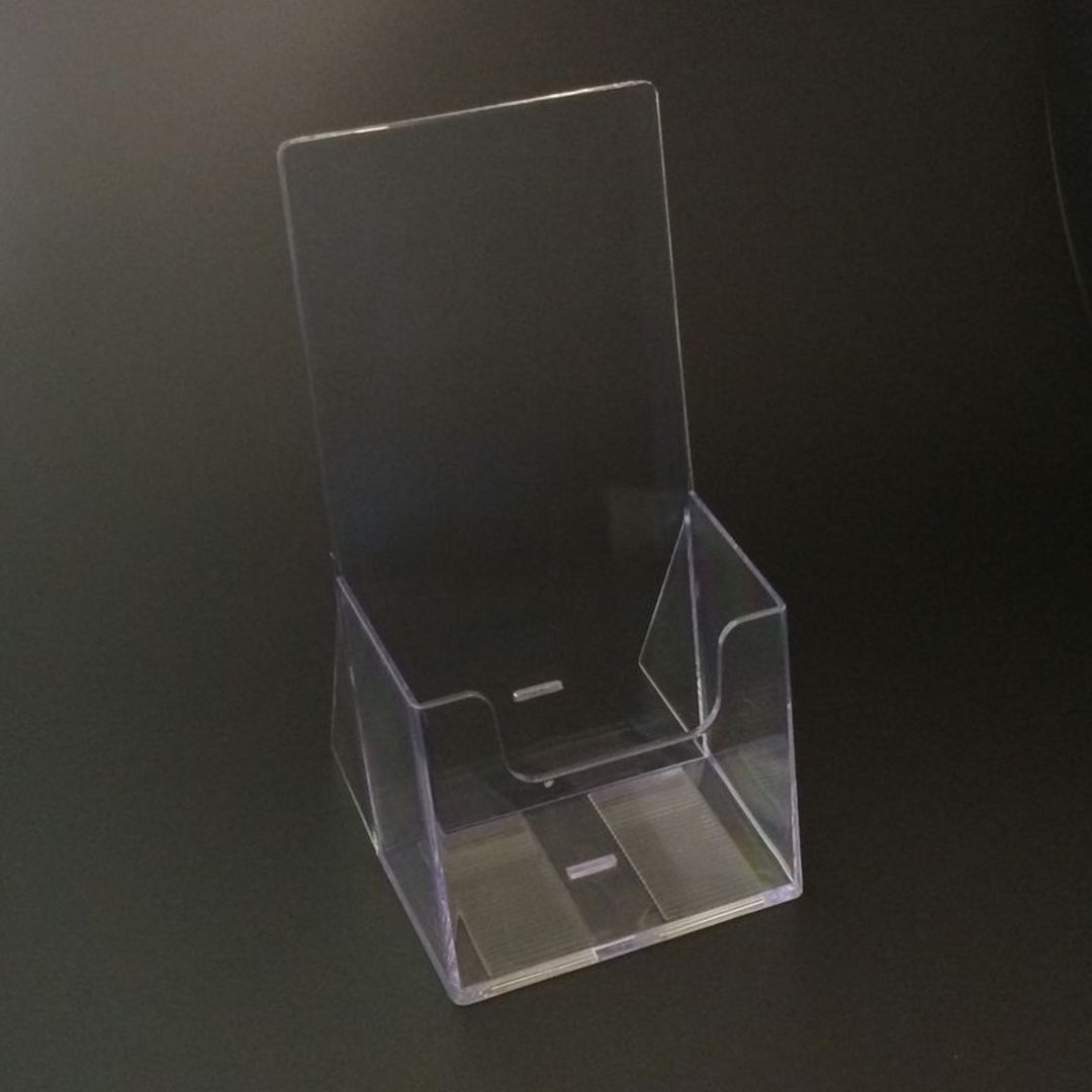 DLE Extra Capacity Desk Brochure Holder image 0