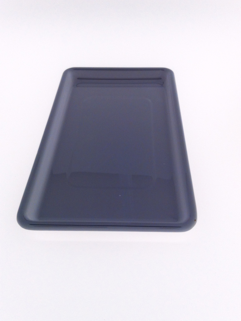 (Tray-040-ABSB) Tray 040 Black image 0