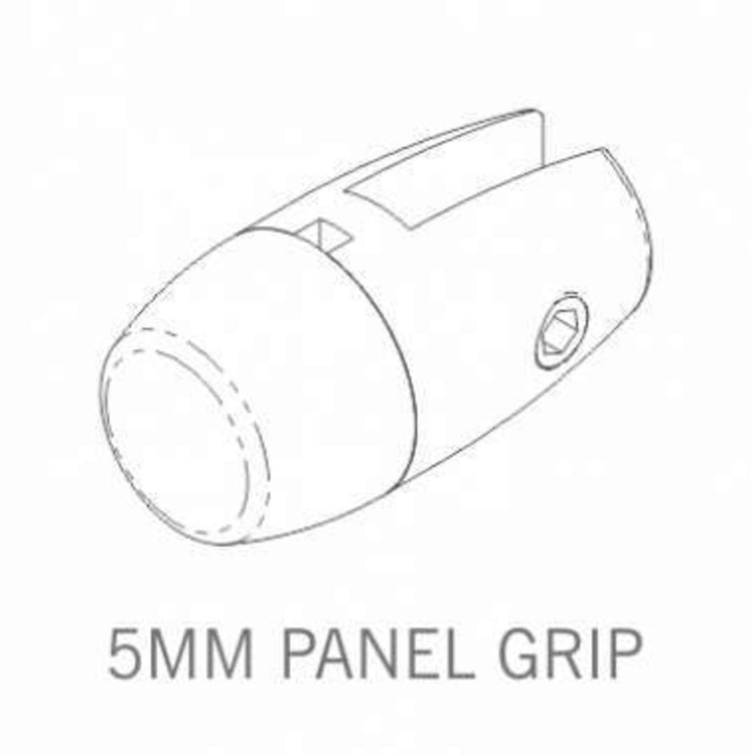 Axis Panel Grip 5mm image 0