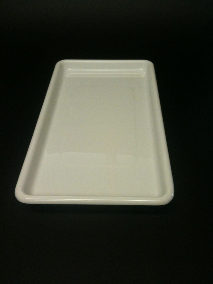 (Tray-040-ABSW) Tray 040 White image 0
