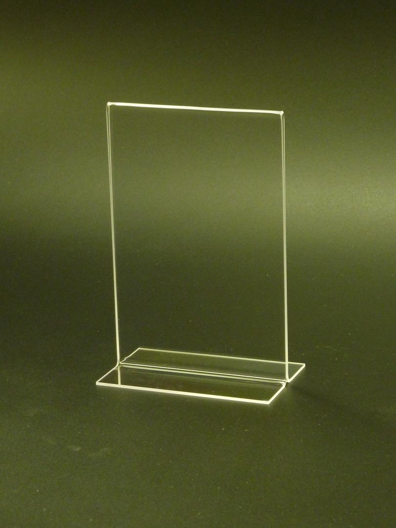 (69101) Stand-up Menu/Sign Holder, 127mm (W) x 178mm (H) image 0