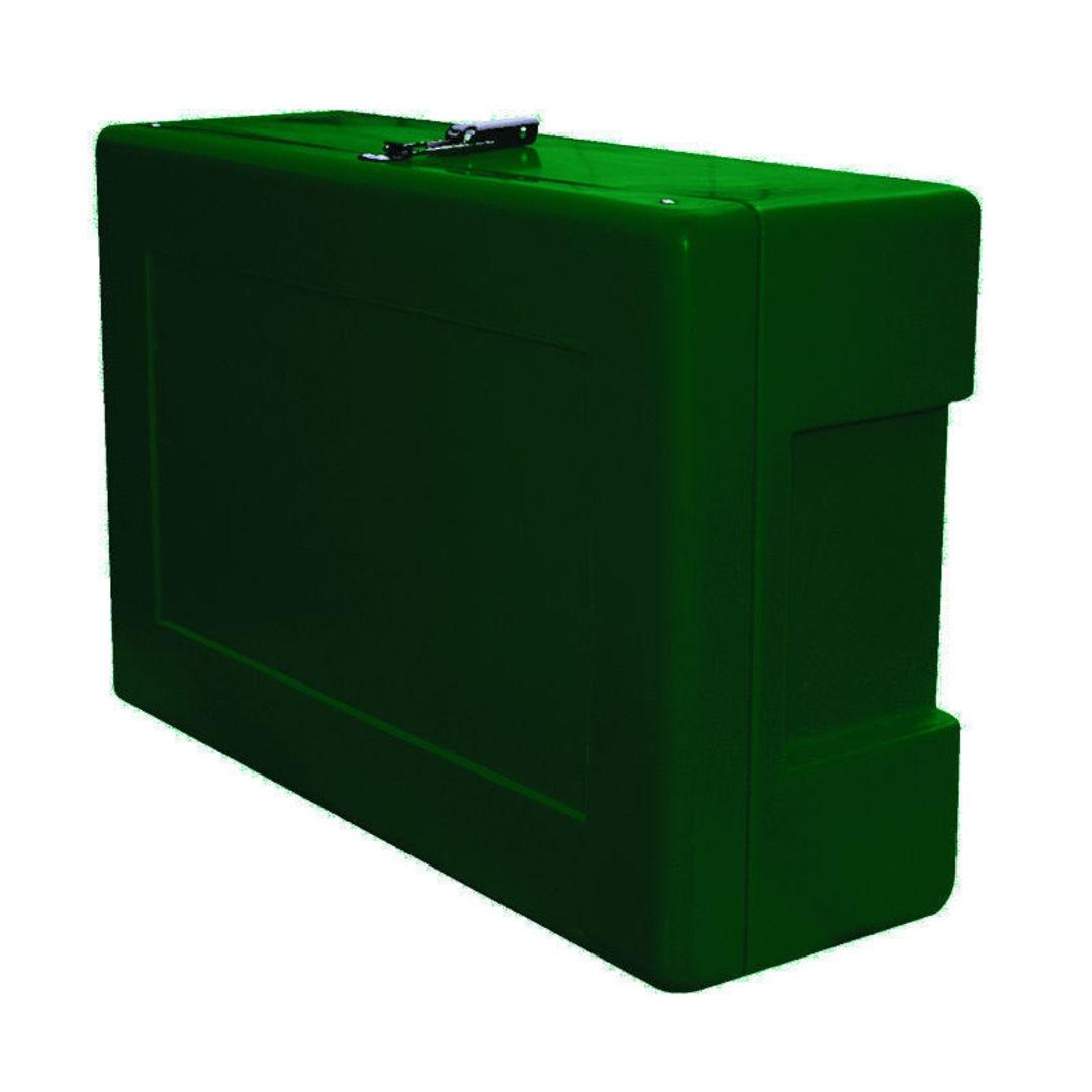 Site Safety Box Dark Green image 0