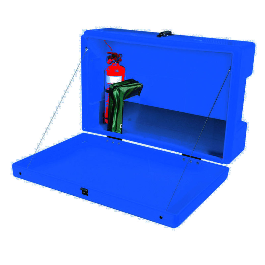 Site Safety Box Mid Blue image 1