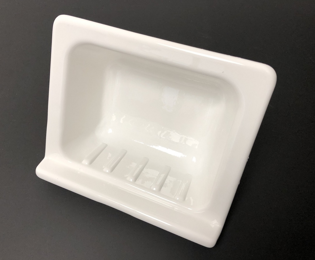 Shower Recessed Soap Dish image 0