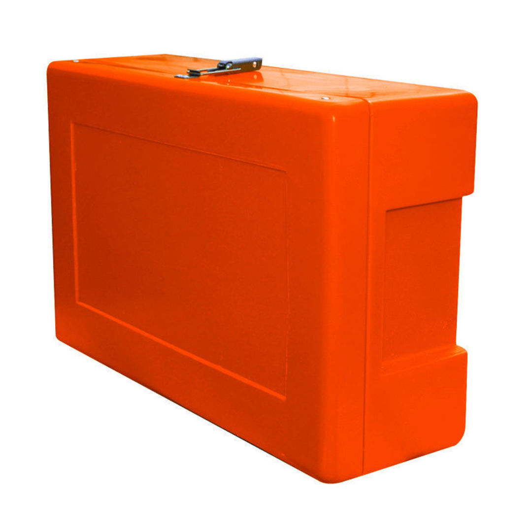 Site Safety Box Orange image 0