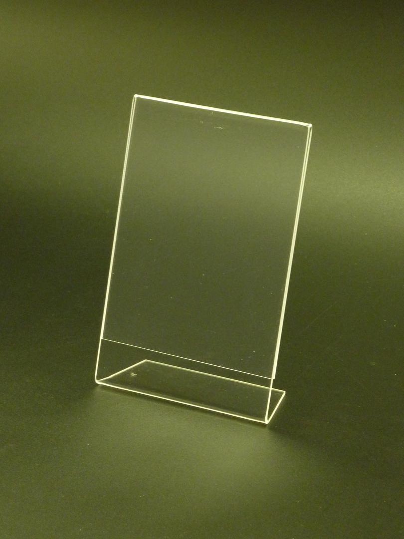 (69411) Slanted Sign Holder, A6, Portrait image 0