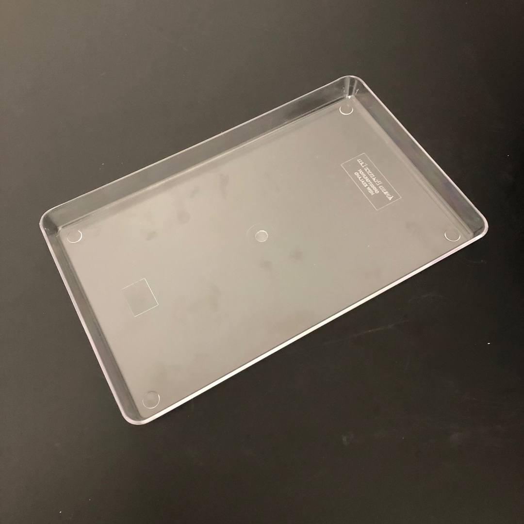 Sandwich Tray clear image 0