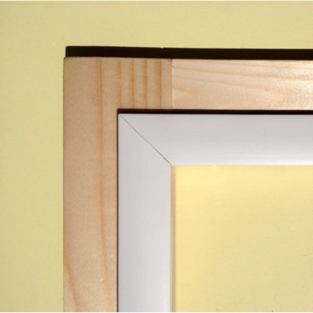 MagnetGlaze Finishing Trim White 5m Length image 0