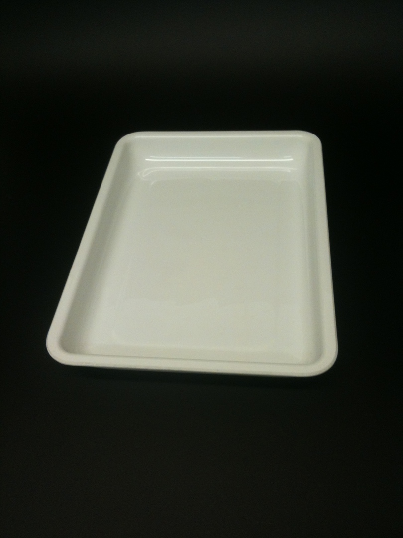 (Tray-004-ABSW) Tray 004 White image 0