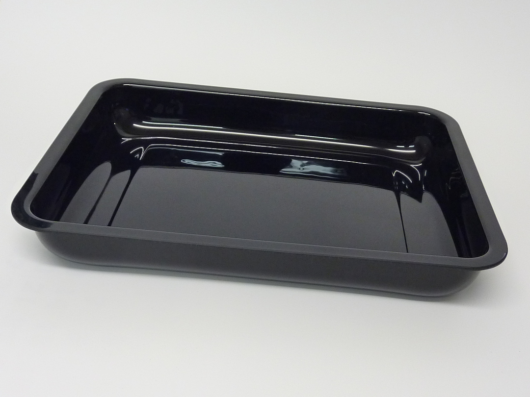 (Tray-029-ABSB) Tray 029 Black image 0