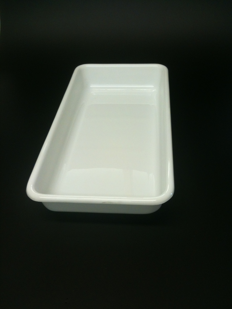 (Tray-041-ABSW) Tray 041 White image 0