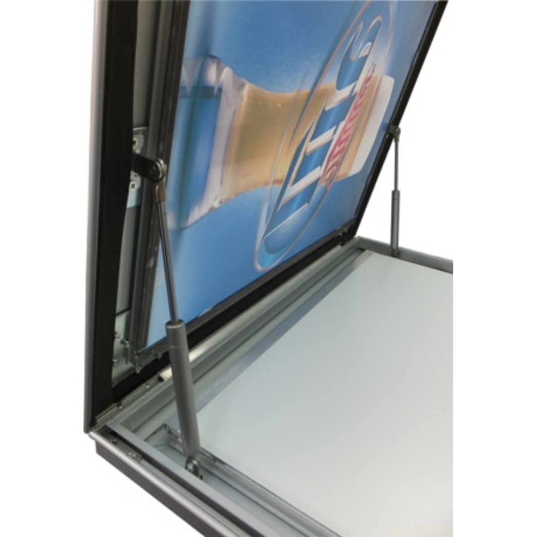 A0 Outdoor Lockable Light Box image 1