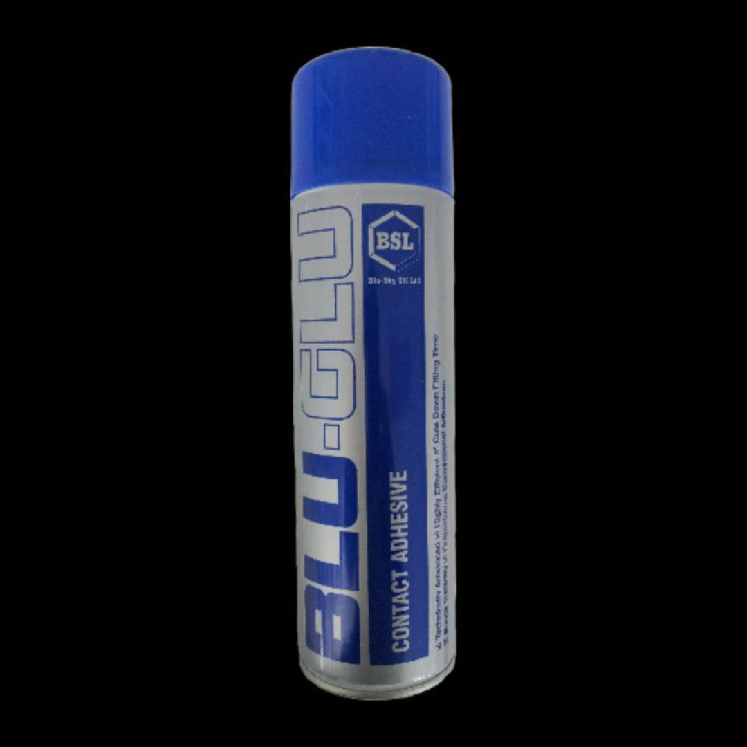 BLU-GLU 500ml Contact Adhesive image 0