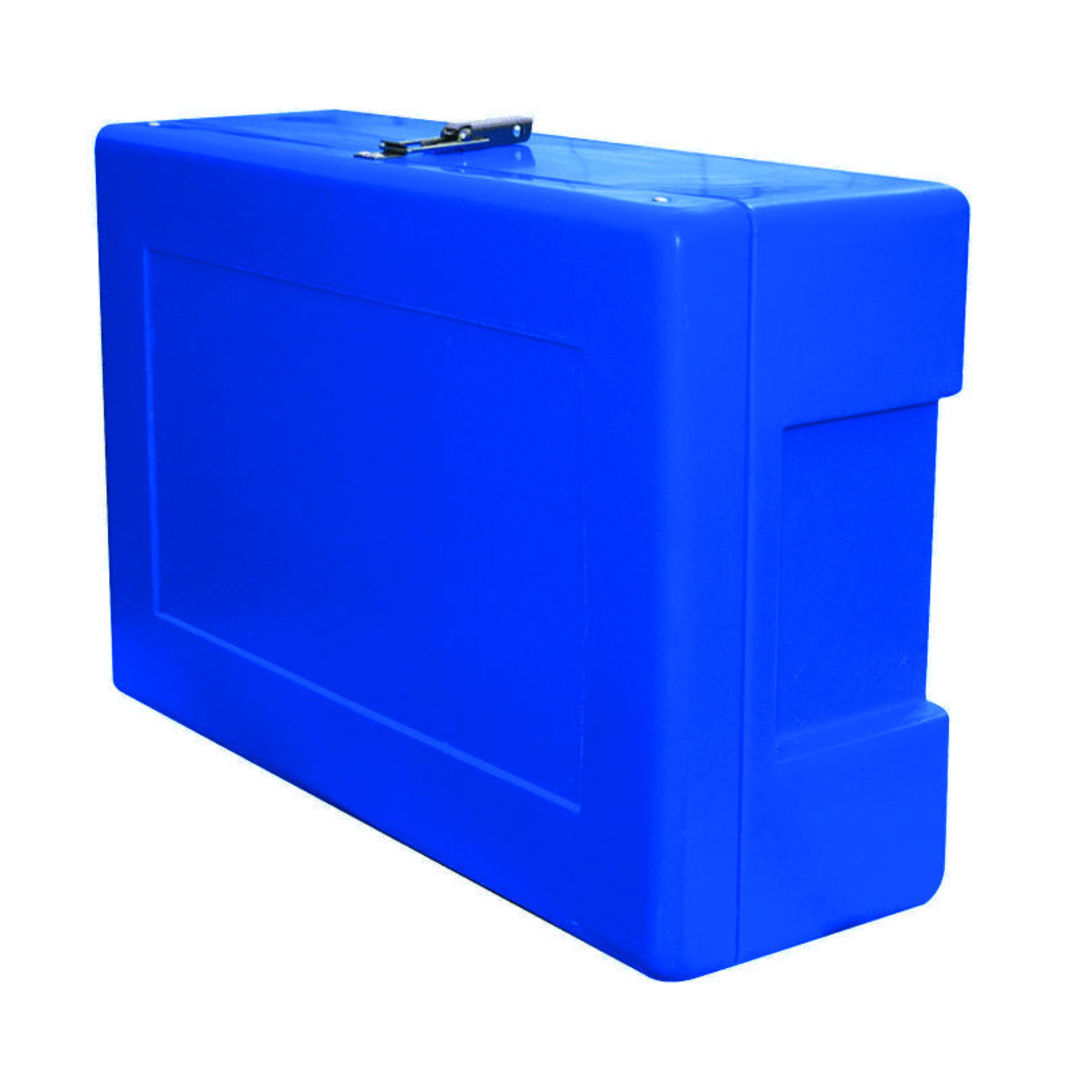 Site Safety Box Mid Blue image 0