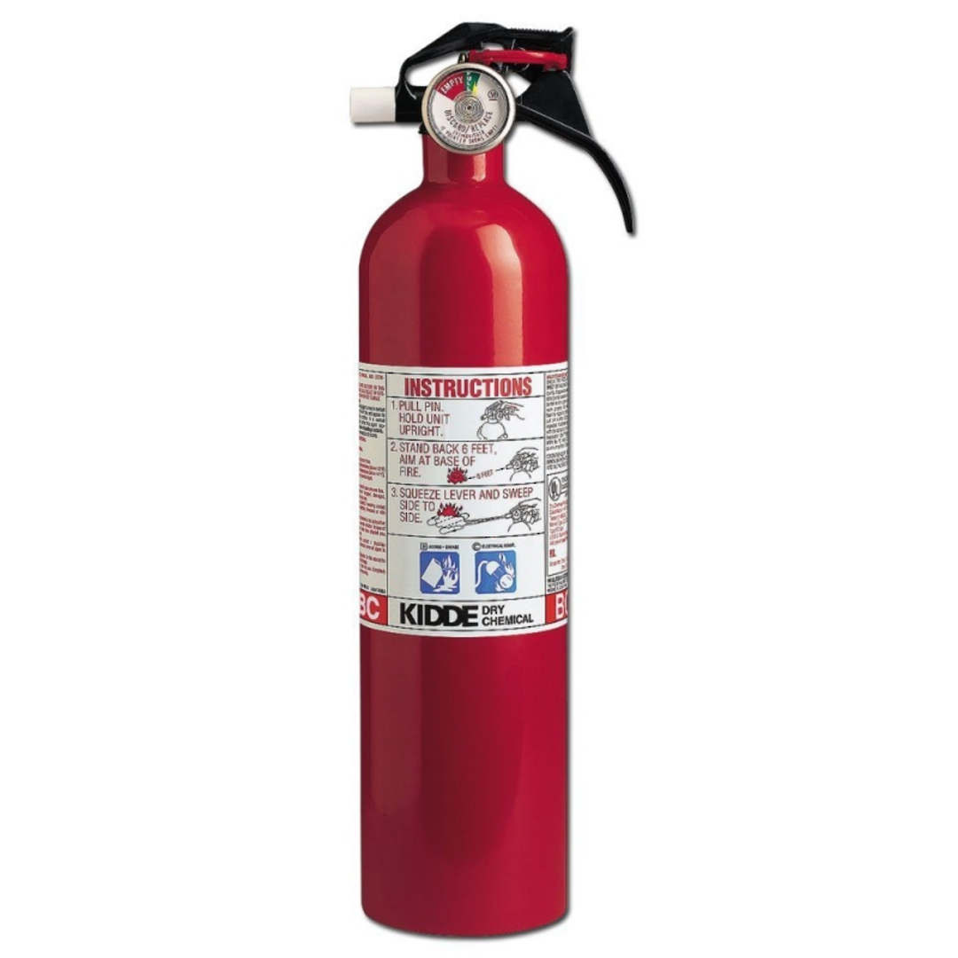 Site Safety Box Fire Extinguisher image 0