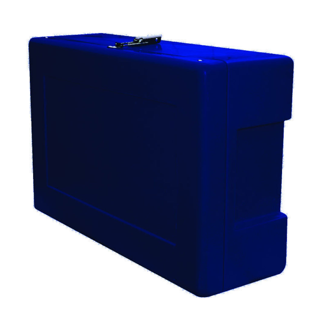 Site Safety Box Deep Blue image 0