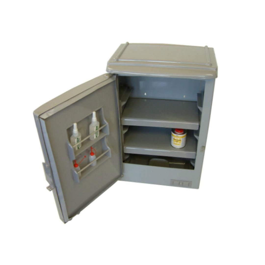 40 Litre Corrosive Dangerous Goods Cabinet image 0